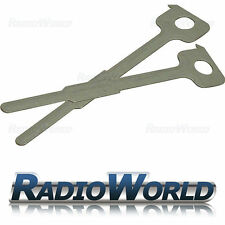 Kenwood PC5-106 Car CD Radio Removal Release Keys Stereo Extraction Tools Pair