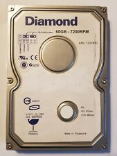 DIAMOND 60GB IDE 7200RPM Hard Drive Tested Works MAKE AN OFFER