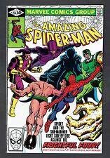 Amazing Spider-Man #214 Vs. Frightful Four Marvel Comics 1980 NM- Sub-Mariner