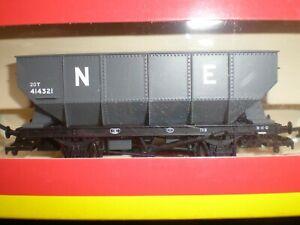 "Hornby R.6125D NE 20 Ton Hopper Wagon '414321"""
