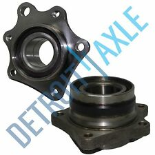Pair: 2 New REAR 2003-11 Element ABS Complete Wheel Hub and Bearing Assembly