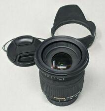 Sigma DC 17-70mm F/2.8-4.5 DC MACRO for Nikon w/Hood