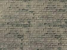 Vollmer 46049 H0 Wall Panel Haustein Nature 25x12, 5cm 1qm=