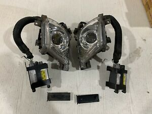 Genuine JDM Lexus IS IS250 IS350 Led HID Fog Light Set 2006-2010
