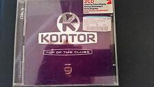 KONTOR TOP OF THE CLUBS VOL9-MIXED BY FUTURE BREEZE/BORIS DLUGOSCH/MARKUS GARDEE