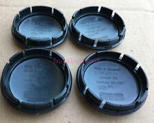 4x 56mm Black Wheel center Covers hub caps For VW Golf Jetta Beetle 1J0 601 171