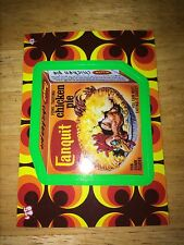 2008 WACKY PACK FLASHBACK 2 PACKAGES GREEN PARALLEL STICKER CANQUIT CHICKEN 43