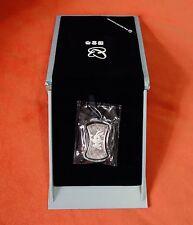 Shenyang Mint:CGCI 2011 China Silver ingot lunar rabbit 50 gram