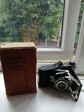 Ensign Selfix 16 - 20  Folding Camera+ original case. good condition untested