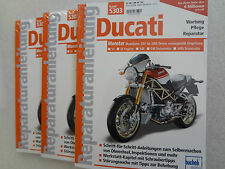 Reparaturanleitung  Ducati Monster S4, S4R, S4RS, Testastretta, 01-08, Band 5303