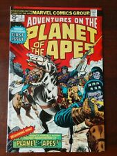 Adventures on the Planet of the Apes #1 1975 Marvel Comics