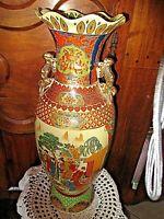 H] Grand vase ancien porcelaine de Chine-Chinese porcelain antique vase