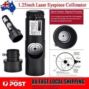1.25in Laser Collimator 7 Bright Level for Newtonian Marca Telescope AU STOCK