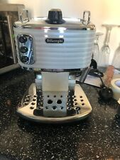 De'longhi Scultura Espresso Machine USED TWICE!