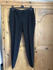 Next Black Skinny Trousers Size 12L