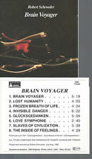 CD-ROBERT SCHROEDER BRAIN VOYAGER--1985