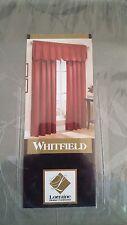 "52"" x 72"" sage green Whitfield window curtain drape panel by Lorraine"