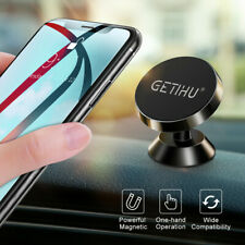 GETIHU Universal Magnetic Car Phone Holder Stand in Car For iPhone X Samsung Mag
