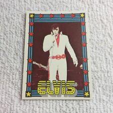 1978 Monty Gum - ELVIS PRESLEY - Club Card From Holland - (Blank Back) - Card 35