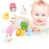 Baby Bath Water Toy Rubber Duck Beach Toy Girl Boy Child Bath Bathroom Toys USA