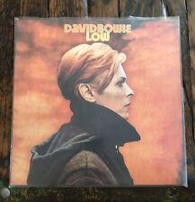 1977 David Bowie Low LP Vinyl Record Album