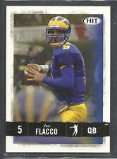 2008 Sage Hit Football - Rookie - #5 - Joe Flacco - Delaware Fightin' Blue Hens
