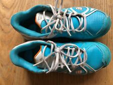 WILSON turquoise tennis shoes size 5