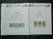 ESTATE: Norfolk Island Collection on Pages, Great Item! (p3546)