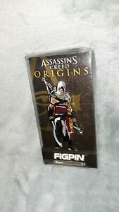 Assassins Creed Origins Fig Pin Bayek 62 FigPin
