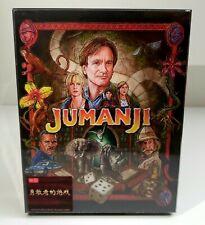 JUMANJI 4K UHD Blu-ray STEELBOOK [HDZETA] LENTICULAR.  #114/300  OOS/OOP