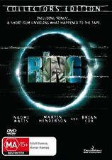 The Ring - NAOMI WATTS/SIMON BAKER/MARTIN HENDERSON/BRIAN COX - NEW SEALED