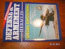 ¤ Defense & Armement Special Expo Milipol Ausa Defendory 86