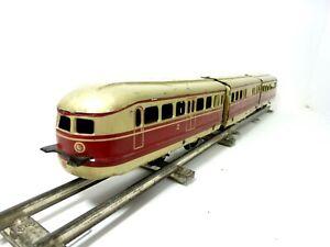 Distler el.Triebwagenzug wie TW 12970 passend zur Märklin Bahn 30er Jahre Spur 0