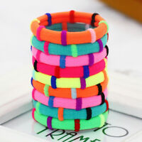 24PCS Hair Ties Elastic Rubber Band Rope for Women Girls Fashion Ponytail Holder