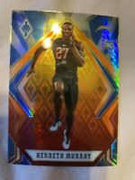 LOT OF 10 KENNETH MURRAY ROOKIE RC 2020 Panini Phoenix Prizm FIRE BURST CHARGERS