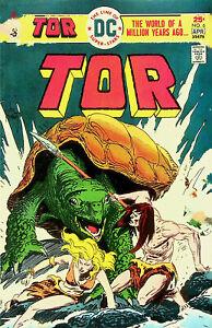 Tor #6 (Mar-Apr 1976; DC) - Very Fine