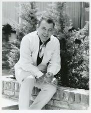 FRANK SUTTON SMILING PORTRAIT GOMER PYLE USMC 1967 CBS TV PHOTO