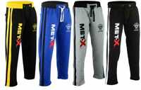 MENS FLEECE JOGGERS JOGGING TRACKSUIT BOTTOMS REGULAR FIT TROUSERS MUSCLE GYM