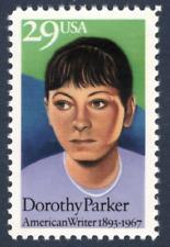 Dorothy Parker Usa United States 29 Cent Mint Unused Stamp Mnh Scott #2698