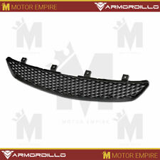 For 02-05 Honda Civic Mesh Grille Replacement Matte Black