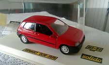 RENAULT CLIO - SOLIDO n.1519, anni 80, MINT IN BOX 1/43
