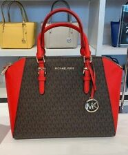 Authentic Michael Kors Ciara Large Satchel Bag