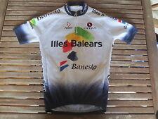 Maillot cycliste ILES BALEARES enfant NALINI camiseta shirt Tour de France 12 an