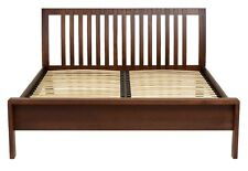 Ercol Bosco 1320DK SuperKing  Bed Frame 6ft MATT  in Dark W194 D221CM H106CM