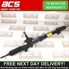 PEUGEOT 407 POWER STEERING RACK 2004 TO 2010 (Without Speed Sensor) - RECON
