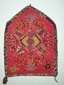 ***Fabulous Antique Suzani Laki embroidery 1900***