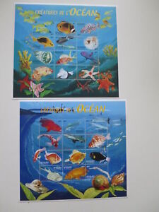FISHES tTwo great sheets !  /di482