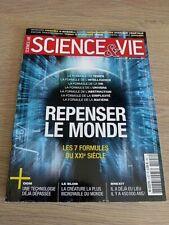 REVUE  SCIENCE&VIE  N° 1197   JUIN  2017  /  REPENSER  LE  MONDE