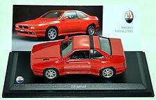 Maserati Shamal Coupe 1989-95 Red 1 43 Atlas