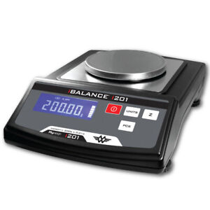 MyWeigh iBalance 201 High Precision Scale